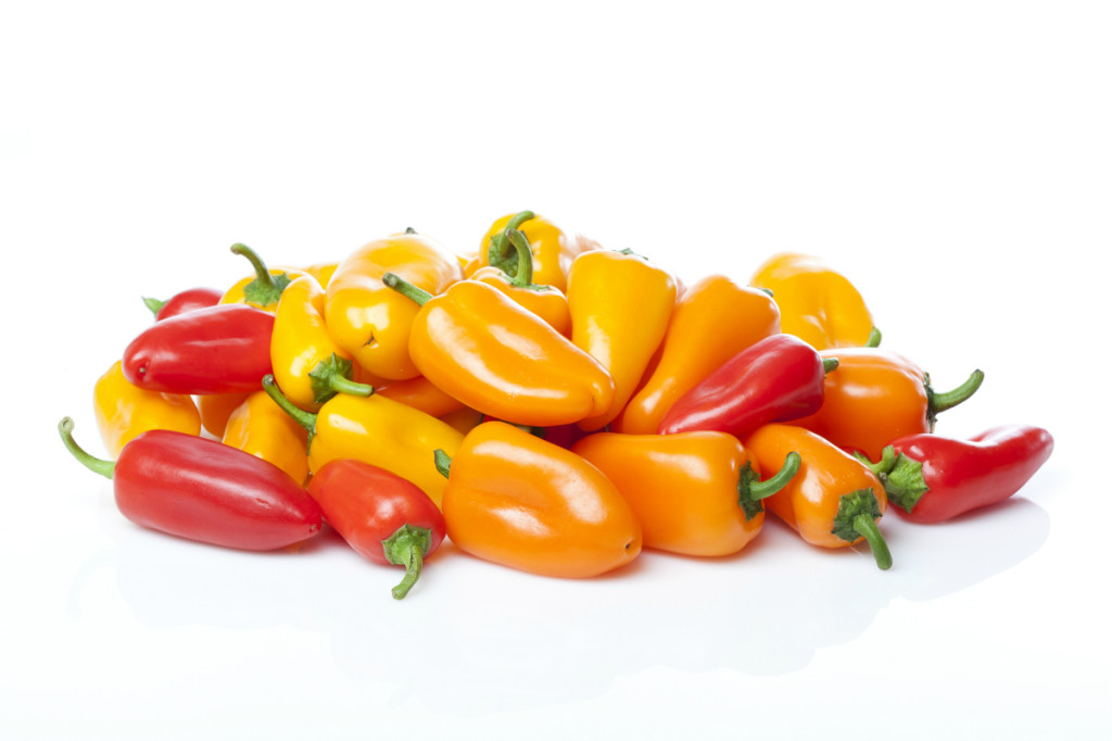 Mini Bell Peppers