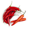 Red Finguer Hot Peppers