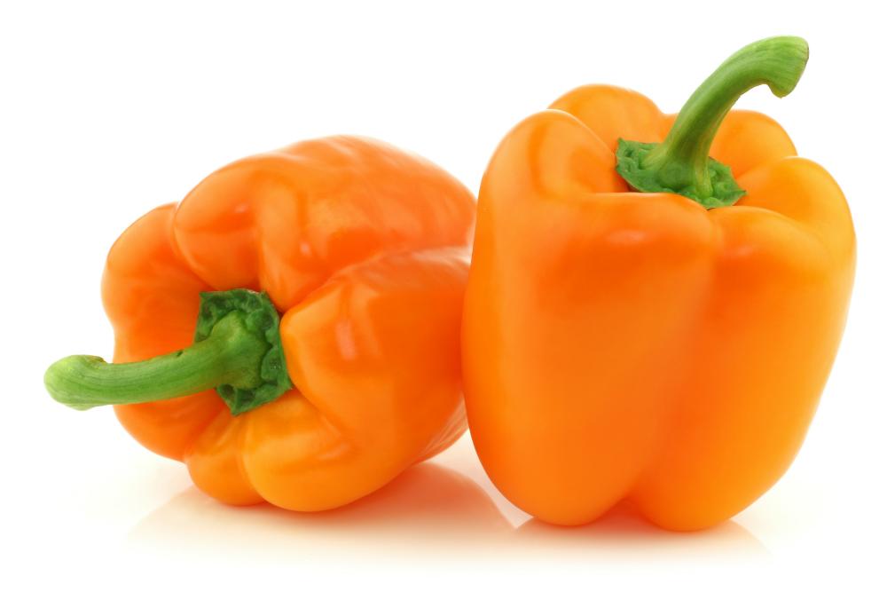 Orange Bell Pepper
